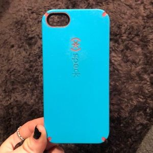 iPhone 5 Speck case